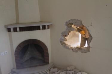 Ανακαίνιση οικίας στο Νέο Ψυχικό - πριν