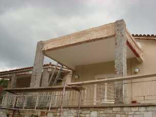 Ανακαίνιση οικίας στο Σούνιο - πριν