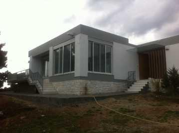 Ανακαίνιση οικίας στο Σούνιο - μετά